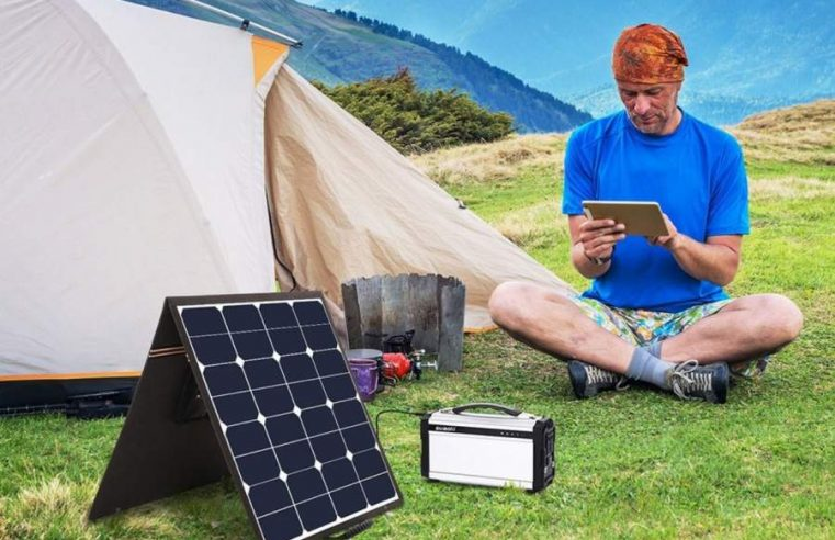 Top 4 Features to Consider Before Purchasing Portable and Camping Solar Panels