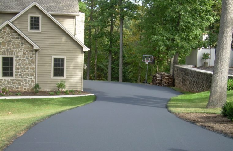 All You Need To Know About Asphalt Driveways