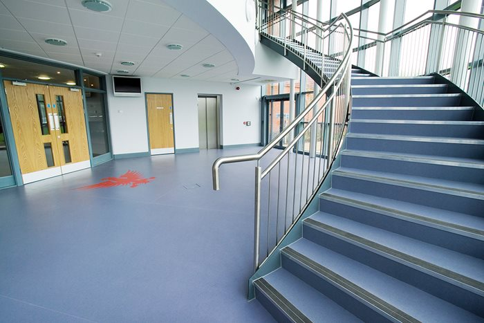Flooring Alternatives for the Workplace